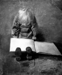 children-reading-art-children_bw_small